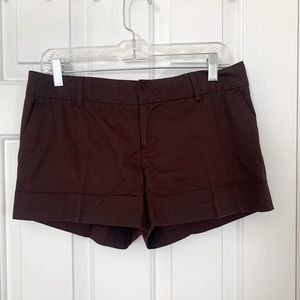 Rampage woman's brown shorts